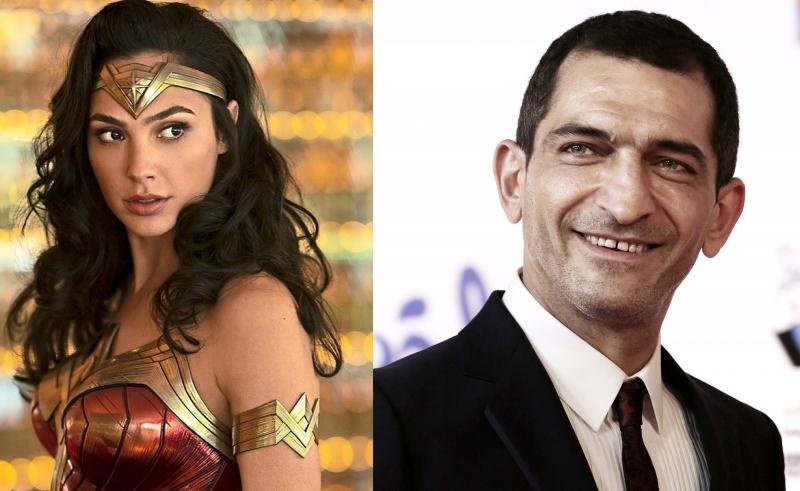 Amr Waked Gal Gadot Wonder Woman