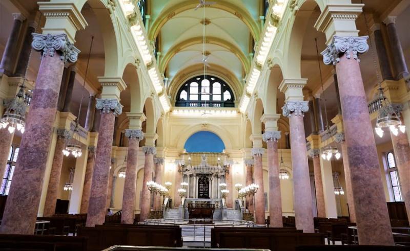 Eliyah Hanavi Synagogue