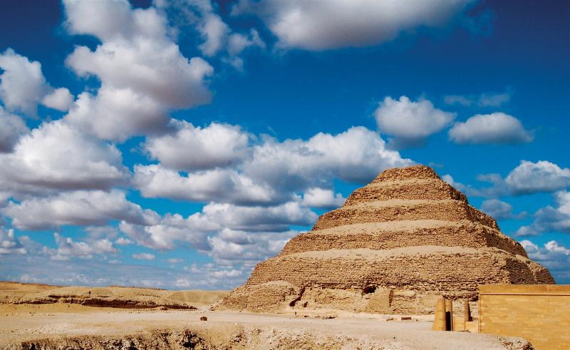 step djoser pyramid