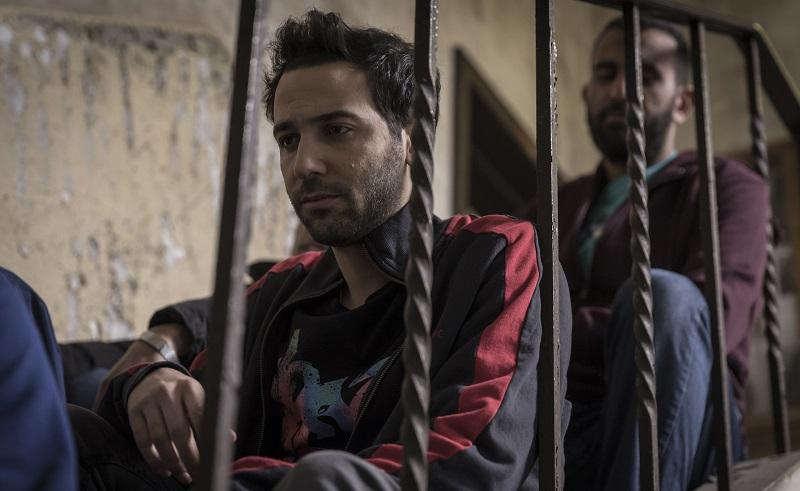 karim kassem in the movie Sawah