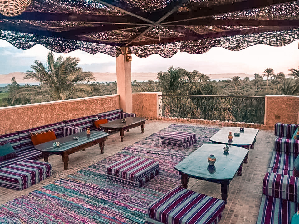 boutique hotel in fayoum egypt
