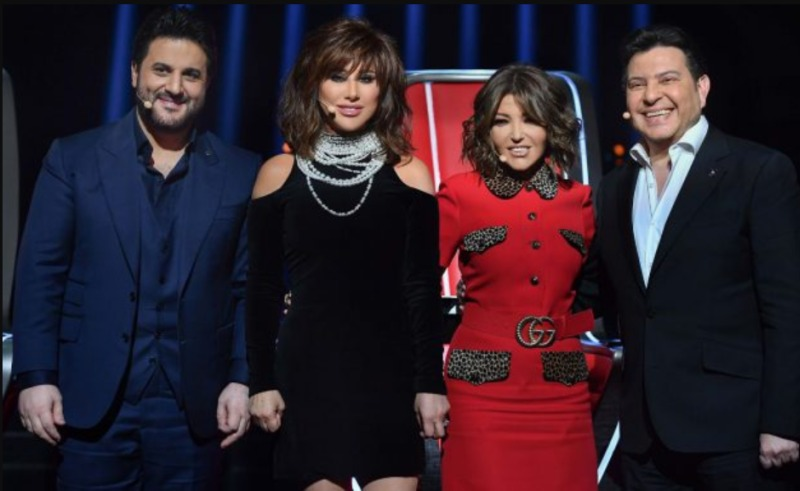 the voice senior tv show