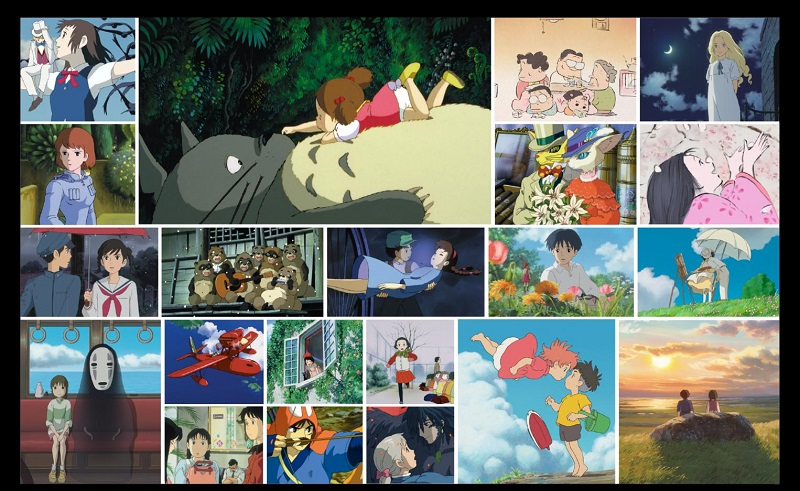 netflix and studio ghibli films
