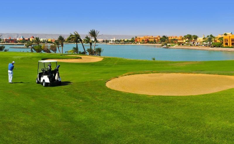 el gouna golf club