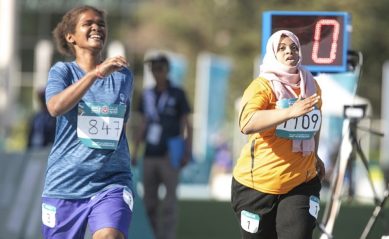 pan-african special olympics