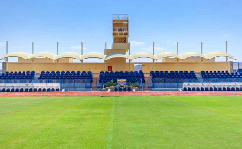 el gouna khaled bichara stadium