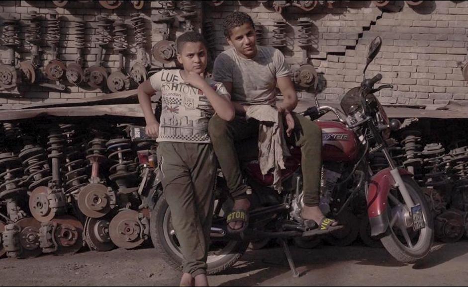 Metal and Car Parts Market, Wekalet El Bala7, Cairo