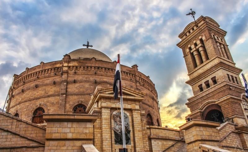 mar girgis church egypt churches egypt