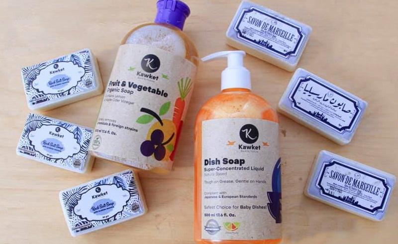 kawket natural disinfectant