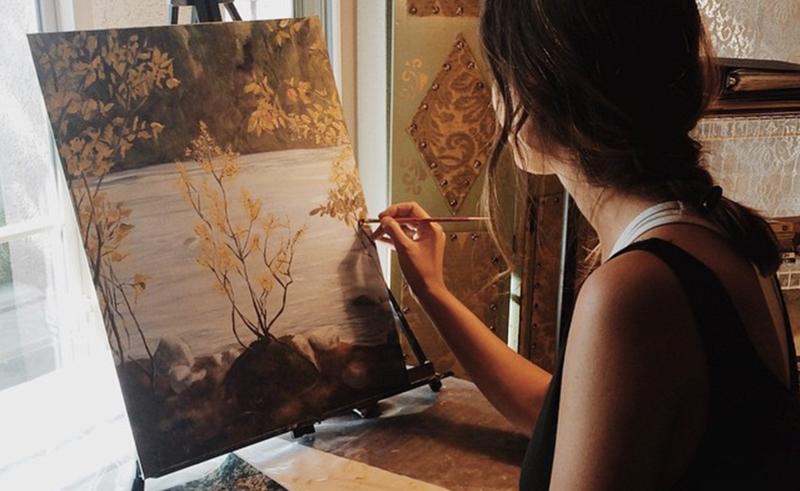 art empowers