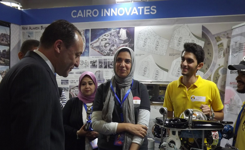 Cairo International Exhibition for Innovation
