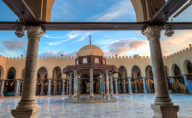 Mosque of Amr Ibn Al-'As