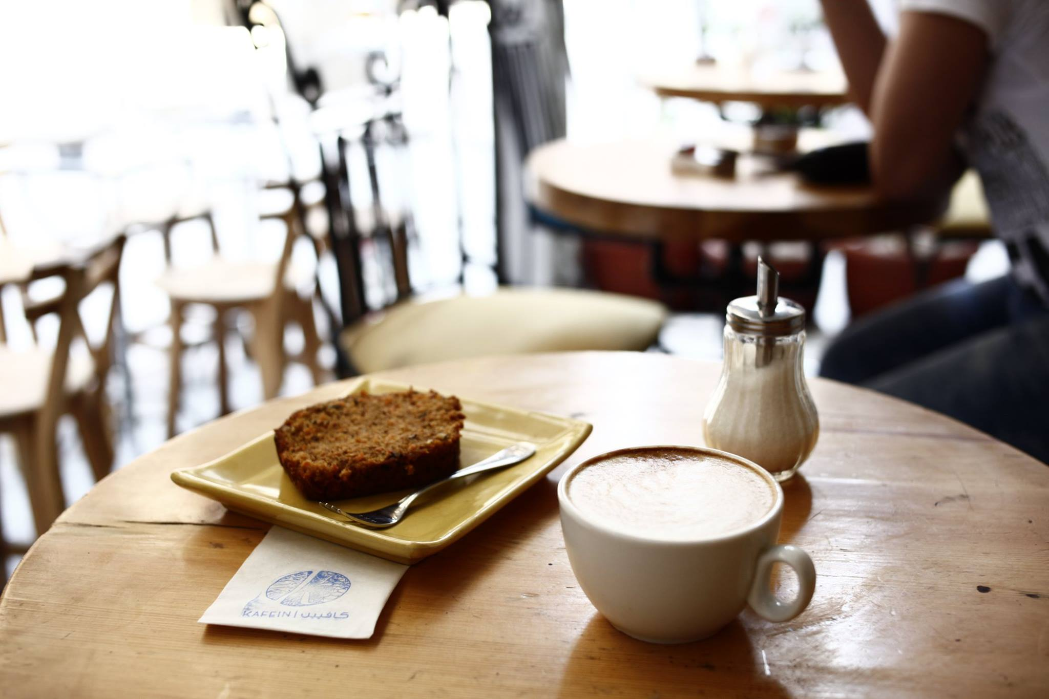 CAFES TO YOUR MORNING COFFEE IN CAIRO