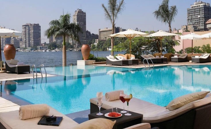 pools in Cairo