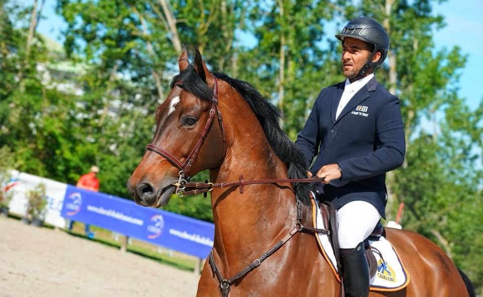 Two Egyptians Qualify For International Equestrian Tournament Next Year