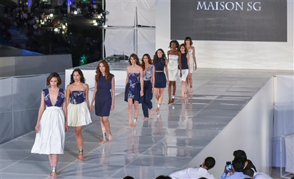 Cairo Fashion Festival Launches its 9th and Biggest Edition This Wednesday