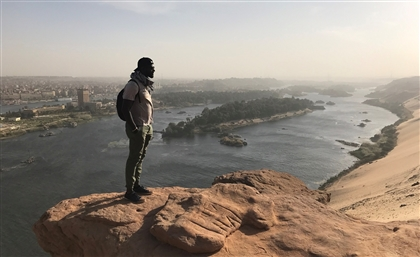 From Capetown to Alexandria: Meet The Traveller Walking Across Africa