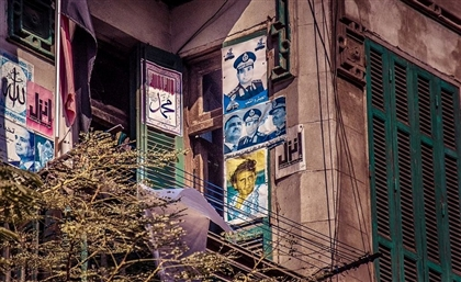 9 Photos of Cairo's Balconies That Are Bound to Make You Look Up More