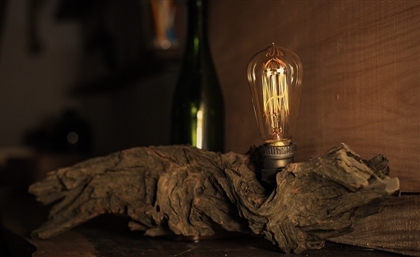 El Warshah: Creating Beautiful Décor From Driftwood