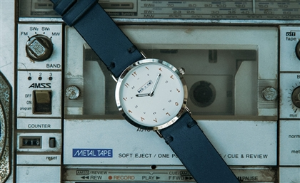 Beik+Moll: Cairo's New Watch Brand Making Egyptians Read Time in Arabic