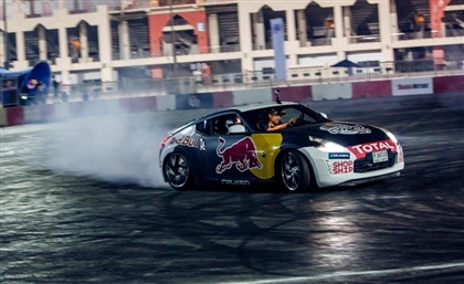 Red Bull Car Park Drift Egypt 2018: Take Eight….Action!
