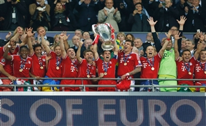 Bayern Brings it Home