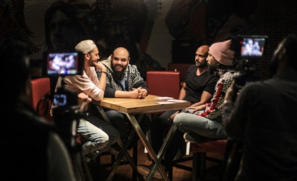 Sharmoofers Hash it Out with Egypt's Most Viral Personalities in New Webiseries