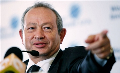 Naguib Sawiris Just Turned Half his Fortune into Gold