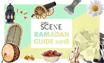 CairoScene Ramadan Guide 2018