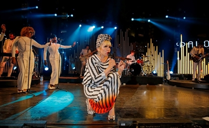 7 Beautiful Moments from When Marakez Brought Paloma Faith to Egypt for the First Time