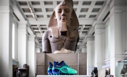 Mo Salah's Boots Will Be on Display Alongside the Rosetta Stone