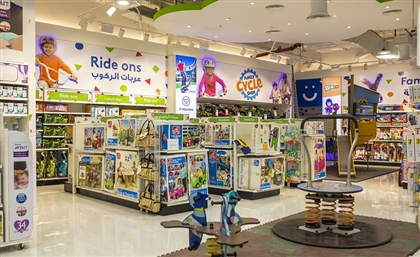 Toys 'R' Us Relocates Within Cairo Festival City Mall