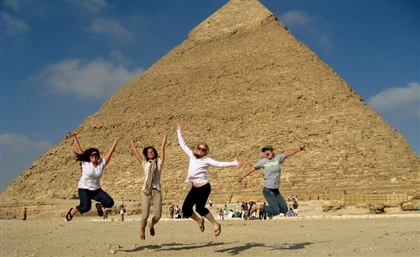 The Ridiculous Habits of a Typical Tourist in Egypt