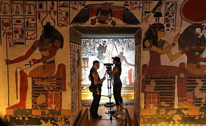 Get an Interactive Virtual Reality Tour in Nefertari's Tomb
