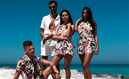 This New Egyptian Brand Will Swag Up Your Beach Game