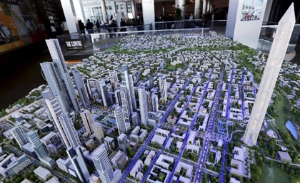 Egypt and China Sign Massive Agreement for Projects in New Administrative Capital