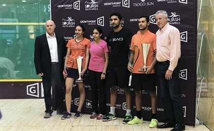 Egypt Dominates at Growthpoint South Africa Open Squash Championship