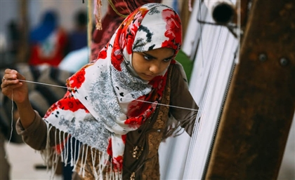 Weaving History: Get to Know the Schools Keeping Egypt's Carpet Weaving Tradition Alive