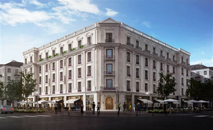 A Greco-Roman Alexandrian Style 'Latin Quarter' is Being Built in New Alamein City
