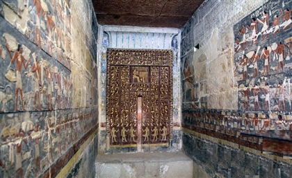 Gorgeous Ancient Egyptian Tomb from the Old Kingdom Now Open for Visits
