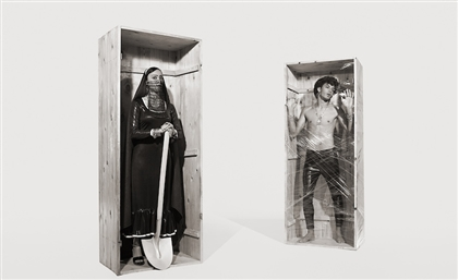 This Egyptian Artist Transports Historical Figures into Our Reality With Photography