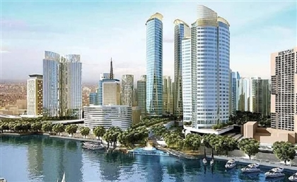 This Is How Cairo's Corniche Will Look Like upon Completion of Maspero Triangle Project