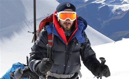 This Egyptian is Climbing the Three Highest Mountains of Ecuador for a Great Cause