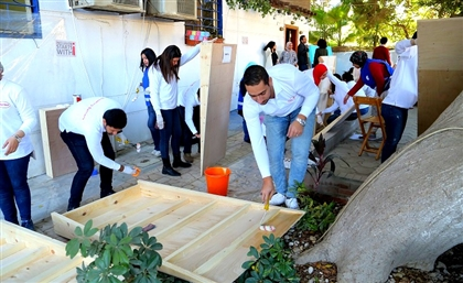 NGO Helm Teams-Up with Henkel Egypt to Build and Install Wheelchair Ramps in Cairo and Port Said