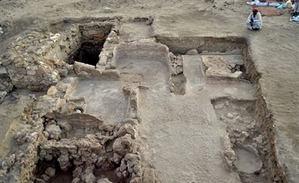 2,300 Year-Old Ancient Egyptian Fortress Discovered Along the Red Sea