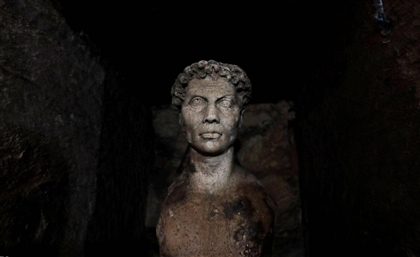 Egypt Rescues Spectacular Greco-Roman Catacombs from Rising Water Levels