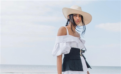 Egyptian Designer Dina Shaker's New SS19 Collection Invites Women to 'Disconnect'