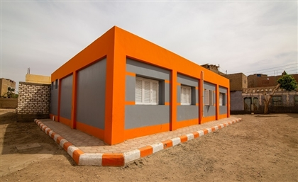 Orange Egypt is Revamping Schools and Houses in Upper Egypt's Most Neglected Villages
