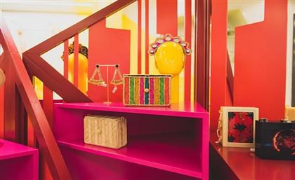 Maison Pyramide Opens Pop-Up Store in London's Harvey Nichols