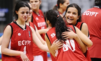 Egypt's Women's Basketball Team One Step Closer to 2020 Olympics with Qualification for AfroBasket